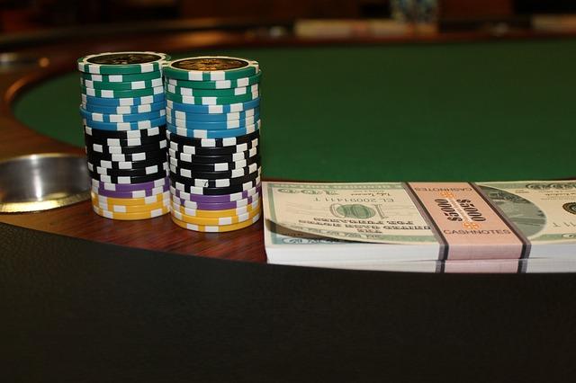 Póker casino juego de cartas